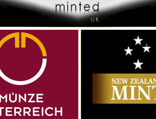 STOCKISTS OF THE AUSTRIAN & NEW ZEALAND MINTS