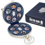 DOCTOR WHO FOB WATCH SET