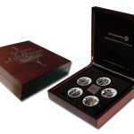 The Desolation of Smaug 5 Coin Set