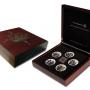 The Desolation of Smaug 5 Coin Set