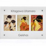 KITAGAWA UTAMARO: THE GEISHA
