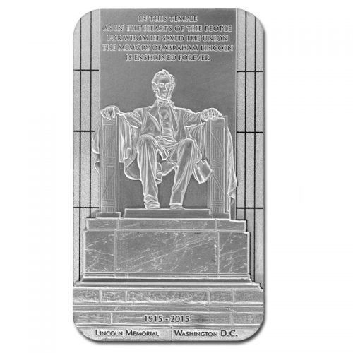 2015 American Icons: Lincoln Memorial