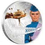 Thunderbird 5 silver coin