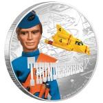 Thunderbird 4 - 1oz silver coin