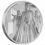 2016 Star Wars Classic Darth Vader 1oz Silver