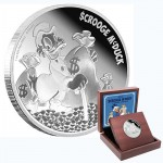 Scrooge McDuck 1oz Silver Coin