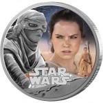 Star Wars The Force Awakens: Rey