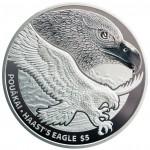 2016 Haast's Eagle 1oz Silver coin