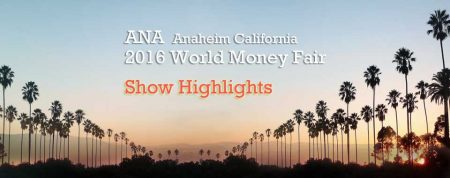 2016 ANA World Money Fair Product Releases