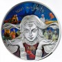 101 Nights 1001g silver coin