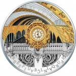 musee d'orsay 22g silver proof coin