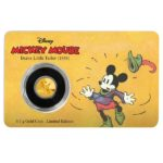 Mickey Through the Ages: Brave Little Tailor 0.5g Gold