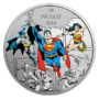2016 DC Comics - The Trilogy 1oz Silver Proof