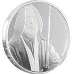 2016 Star Wars Classic Obi-Wan Kenobi 1oz Silver