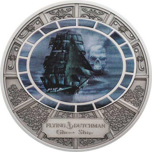Ghost Ships - Flying Dutchman 20g Silver
