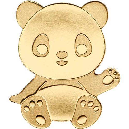 2017 CIT - Little Panda 0.5g Gold