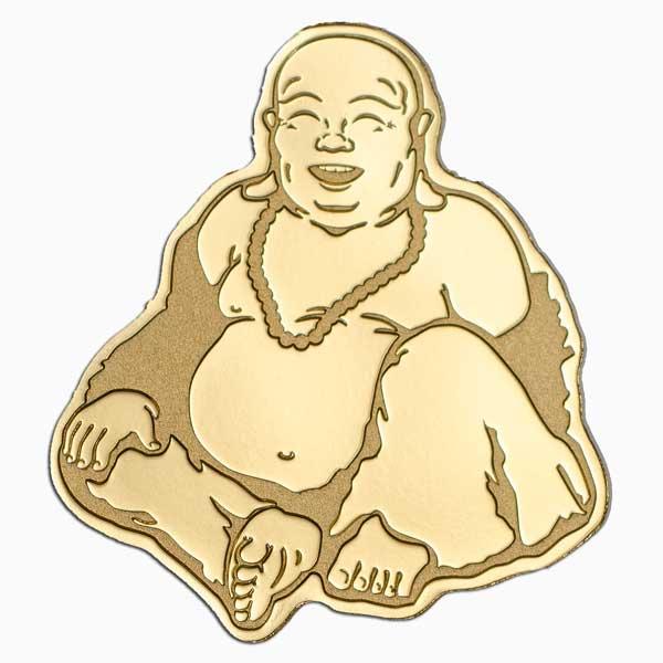 CIT 2017 Laughing Buddha 0.5g Gold