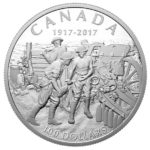 2017 Vimy Ridge 10oz Silver