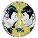 Star Trek The Original Series - Mirror, Mirror 2017 1oz Silver Proof Coin