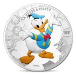 2017 Scrooge McDuck and Donald Duck 10€ 22g Silver Coin