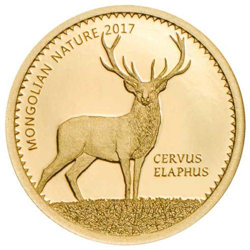 CIT Wildlife Protection 2017 Roaring Deer Gold