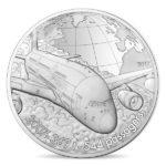 2017 A380 10€ 22g Silver Coin