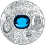 The Hope Diamond 2oz Silver Proof