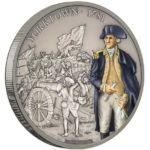 The Battle of Yorktown 1oz Silver Coin