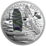 2017 Aircraft of the Second World War Consolidated Canso 1oz Silver
