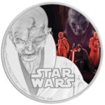 2017 Star Wars: The Last Jedi - Supreme Leader Snoke 1oz Silver Coin