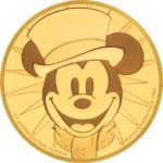 Mickey Through the Ages: Mickey's Christmas Carol 1/4oz Gold