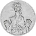 Star Wars Han Solo 2017 Niue High Relief 2oz Silver