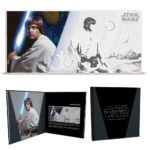 2018 Star Wars: A New Hope - Luke Skywalker 5g Silver Note