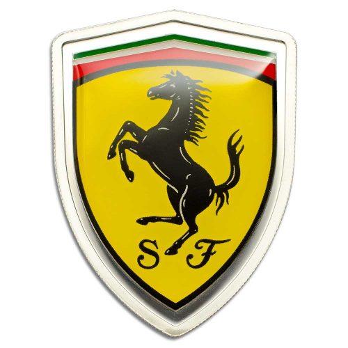 CIT Ferrari 2013 20g Silver Proof Coin