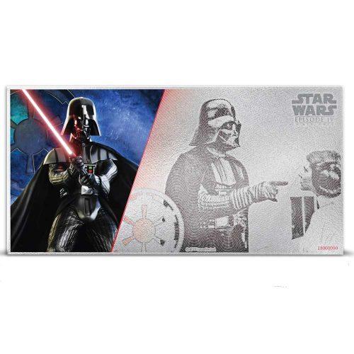 2018 Star Wars: A New Hope - Darth Vader 5g Silver Note