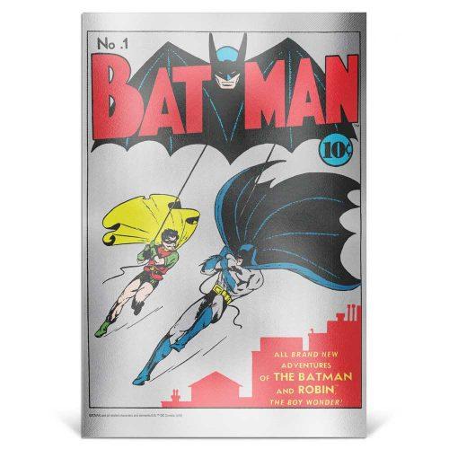 DC Comics – Batman #1 2018 35g silver foil