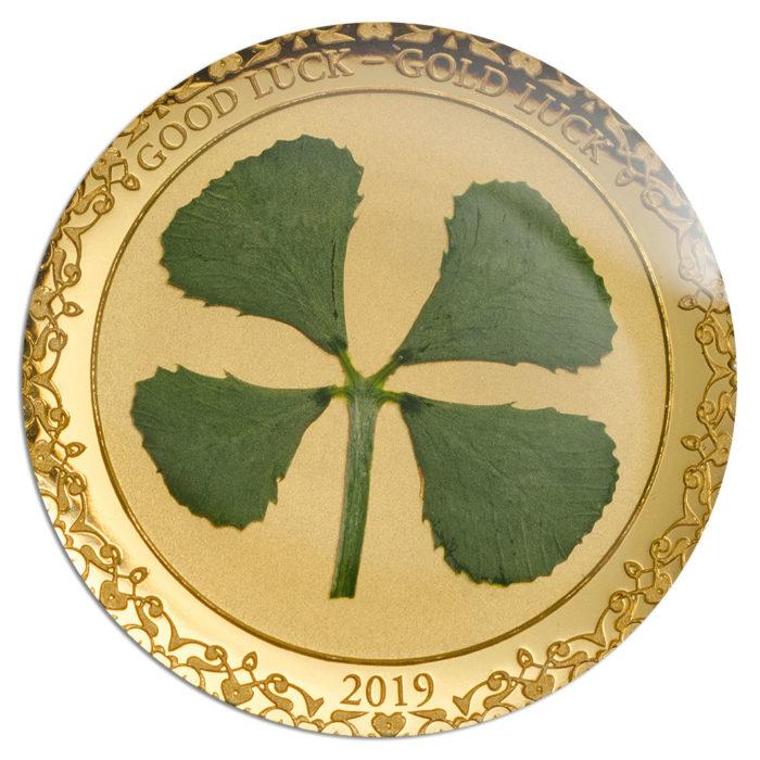 Good Luck Gold Luck 2019 1g Gold Coin