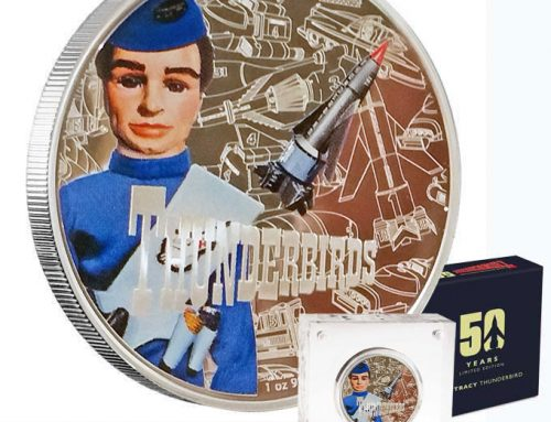 THUNDERBIRDS COMPETITION DRAW – THUNDERBIRD 1