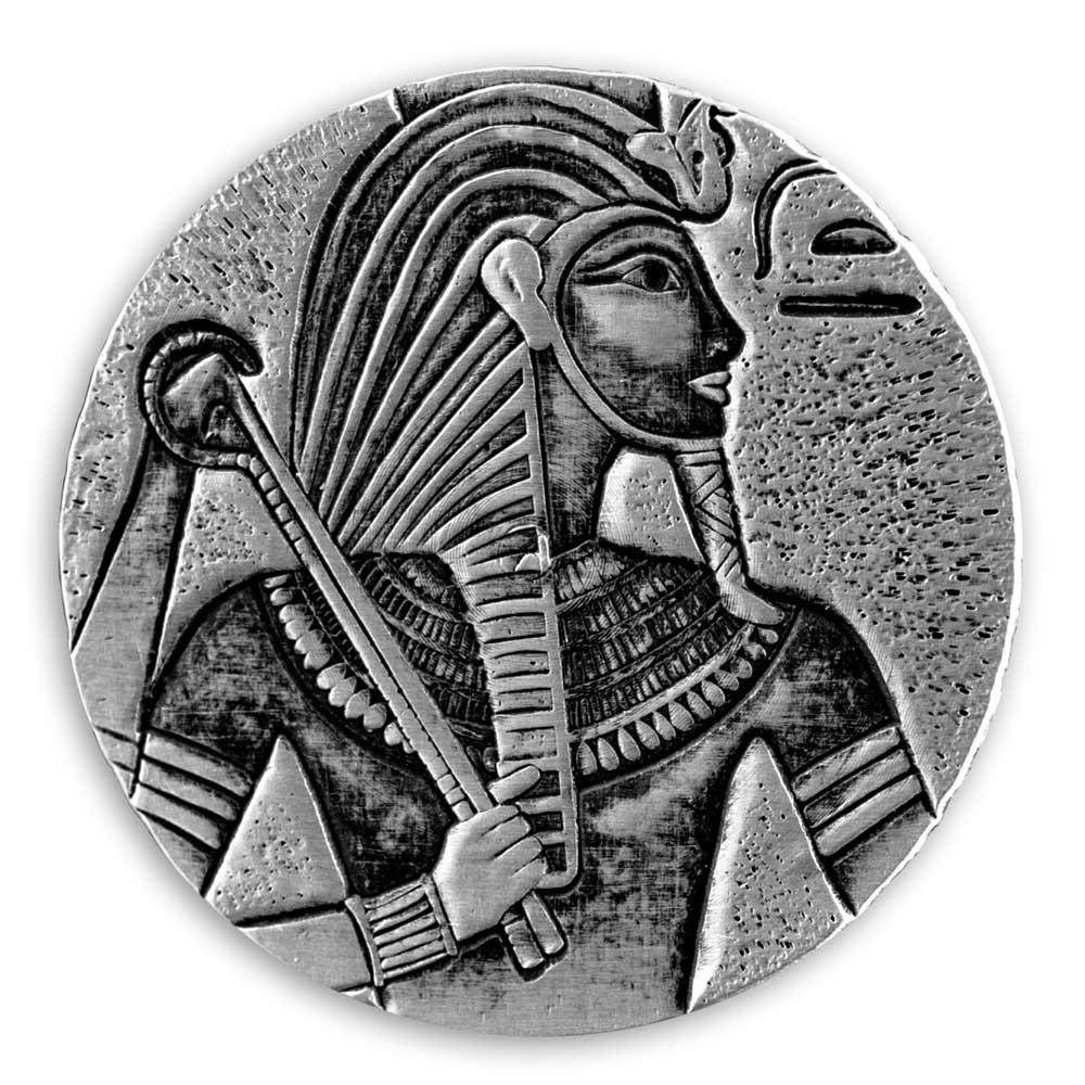 EGYPTIAN RELICS SERIES 2016 Tutankhamun 5oz silver