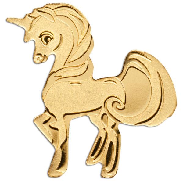 Sweetest Unicorn 2018 Palau 0.5g Gold