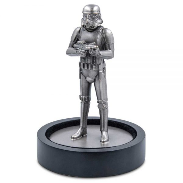 STAR WARS: STORMTROOPER 130g Silver Miniature
