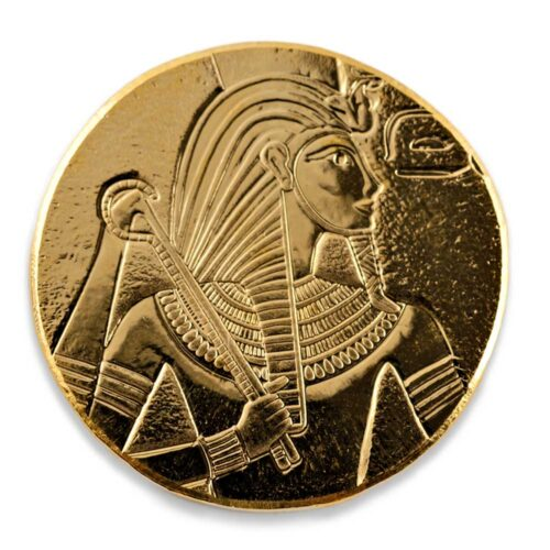 EGYPTIAN RELICS SERIES 2017 Tutankhamun 1oz gold