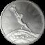 LION KING: 2020 Niue 1oz silver bullion coin