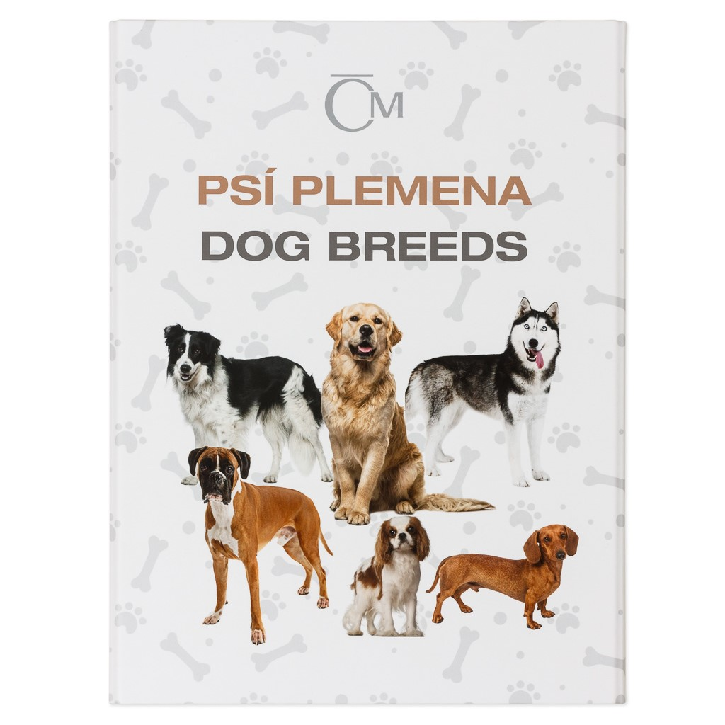 DOG BREEDS - COLLECTOR'S BOOK