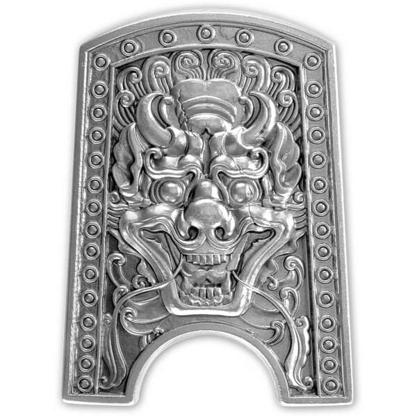 DOGGAEBI - 2oz silver stacker