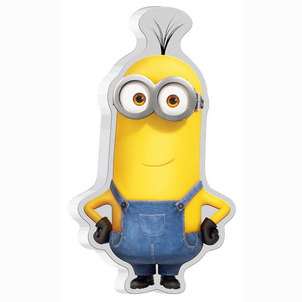 MINIONS™ - KEVIN 2021 Niue 1oz silver proof coin